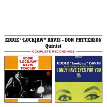 Trackin' / I Only Have Eyes for You (CD)