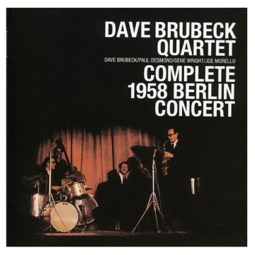 Complete 1958 Berlin Concert (CD)
