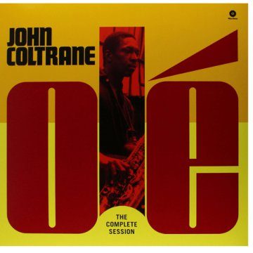 Olé Coltrane - the Complete Session (Vinyl LP (nagylemez))