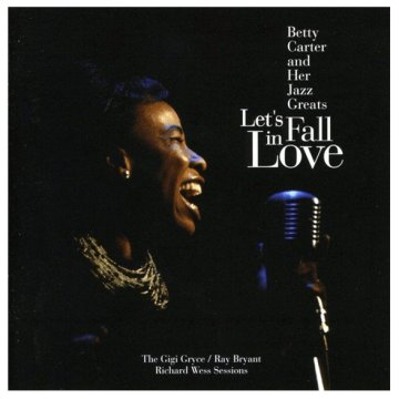 Let's Fall in Love (CD)