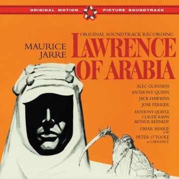 Lawrence of Arabia (CD)