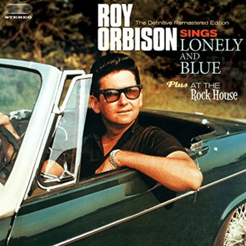 Lonely and Blue/At the Rock House (CD)