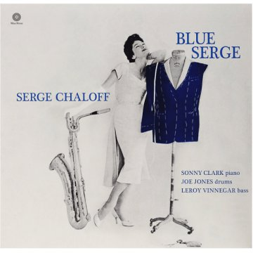 Blue Serge (High Quality Edition) Vinyl LP (nagylemez)