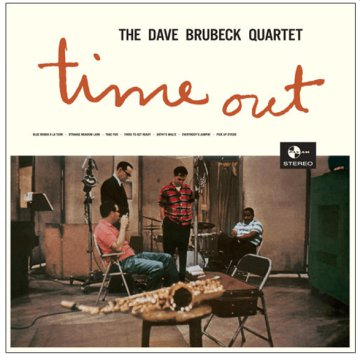 Time out (High Quality Edition) Vinyl LP (nagylemez)