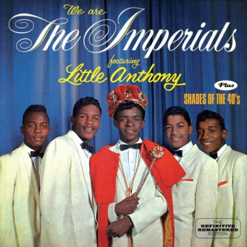 We Are the Imperials/Shades of the 40's (CD)