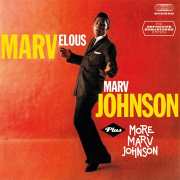 Marvelous Marv Johnson/More Marv Johnson (CD)