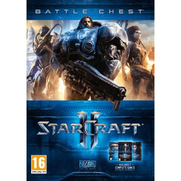 Starcraft 2 - Battle Chest (PC)