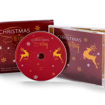 CD »Christmas Swing«