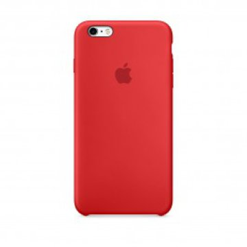 Apple - iPhone 6s Plus szilikon tok - PRODUCT(RED)