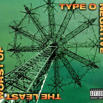The Least Worst of Type O Negative (Vinyl LP (nagylemez))