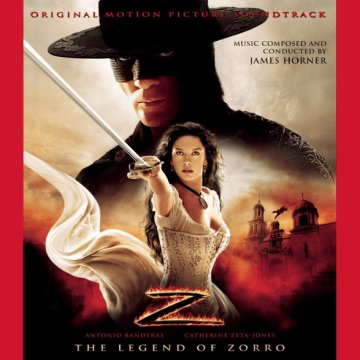 The Legend of Zorro (CD)
