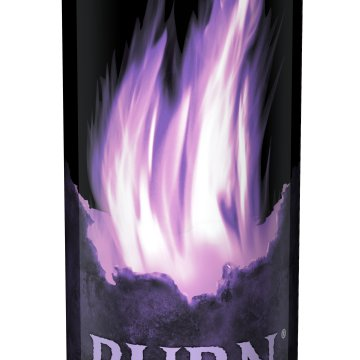 Burn Passion Punch energiaital 0,25 l