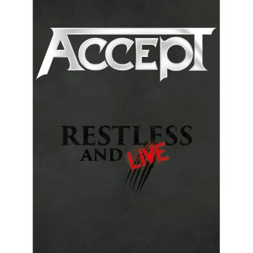 Restless and live (Digipak) (DVD + CD)