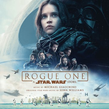 Star Wars - Rogue One (CD)