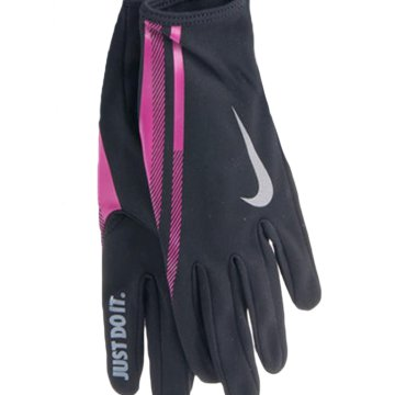 NIKE WOMENS SWIFT ATTITUDE RUN GLOVES