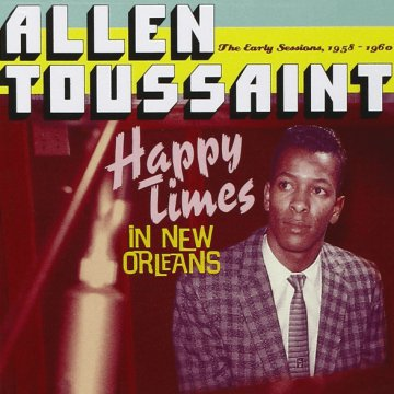 Happy Times In New Orleans (CD)