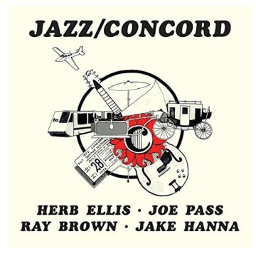 Jazz / Concord (High Quality Edition) Vinyl LP (nagylemez)