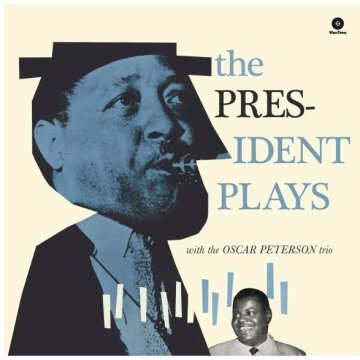 The President Plays with the Oscar Peterson Trio (HQ) Vinyl LP (nagylemez)