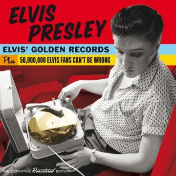 Elvis' Golden Records/50,000,000 Elvis Fans Can't Be Wrong (CD)
