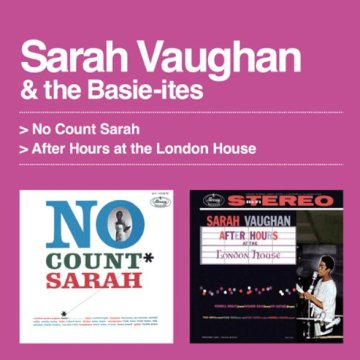No Count Sarah/After Hours at the London House (CD)
