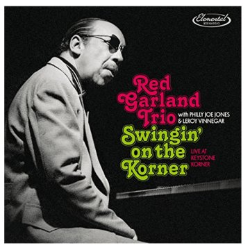Swingin' on the Korner (High Quality Edition) Vinyl LP (nagylemez)