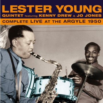 Complete Live at the Argyle (CD)