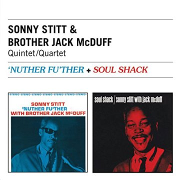 'Nuther Fu'ther/Soul Shack (CD)