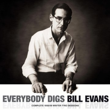 Everybody Digs Bill Evans (CD)
