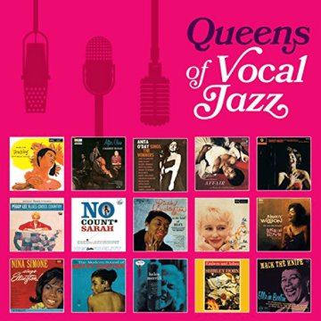 Queens of Vocal Jazz (Limited Edition) CD