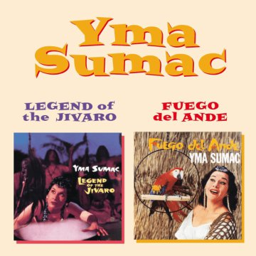 Legend of the Jivaro/Fuego Del Ande (CD)