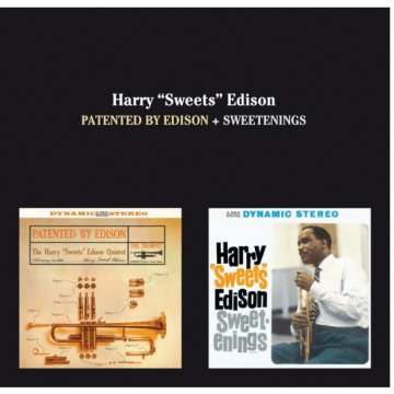 Patented by Edison / Sweetenings (CD)