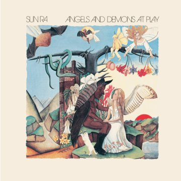 Angels & Demons at Play (HQ) Vinyl LP (nagylemez)