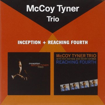 Inception/Reaching Fourth (CD)