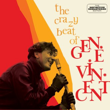The Crazy Beat of Gene Vincent (CD)