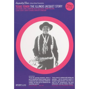 The Illinois Jacquet Story (DVD)