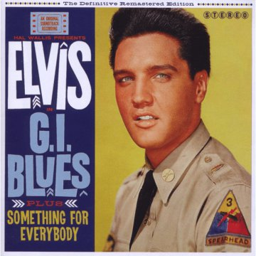 G.I. Blues/Something For Eve (CD)