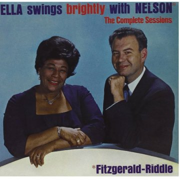 Ella Swings Brightly with Nelson (CD)