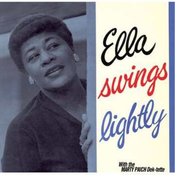 Ella Swings Lightly (CD)