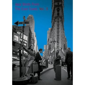Jazz Shots from the East Coast, Vol. 3 (DVD)