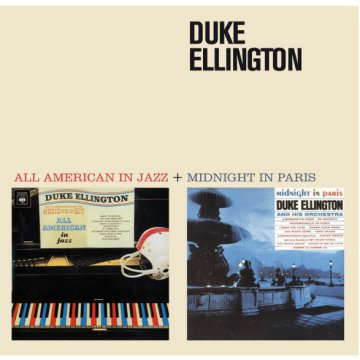 All American in Jazz / Midnight in Paris (CD)