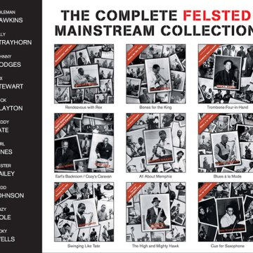 Complete Felsted Mainstream Collection (Box Set) CD