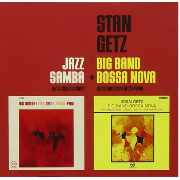 Jazz Samba / Big Band Bossa Nova (CD)