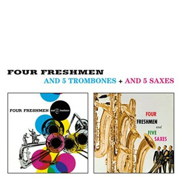 And 5 Trombones / And 5 Saxes (CD)