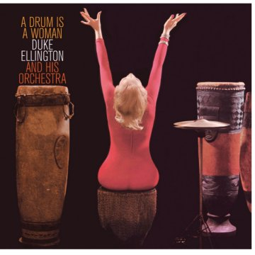 Drum is a Woman (CD)