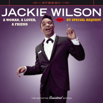 A Woman, A Lover, A Friend/By Special Request (CD)