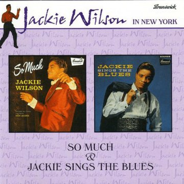 So Much/Jackie Sings the Blues (CD)