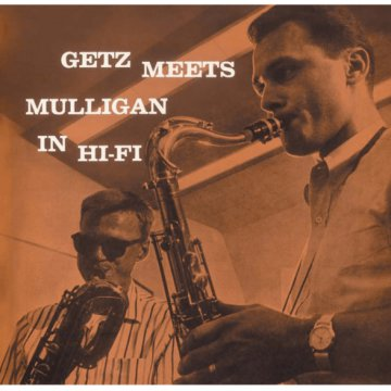 Getz Meets Mulligan in Hi-fi (CD)