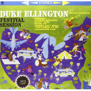 Festival Session (High Quality Edition) Vinyl LP (nagylemez)