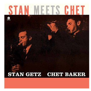 Stan Meets Chet (High Quality Edition) Vinyl LP (nagylemez)