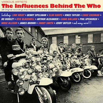 The Influences Behind The Who (CD)